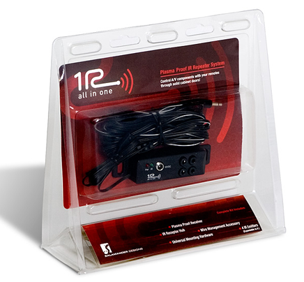 All In One IR Repeater Packaging